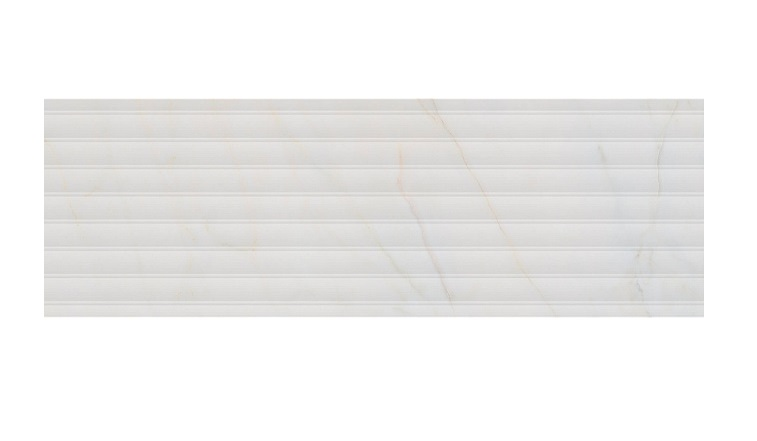 flīze Greppi, 40x120, white structured rect